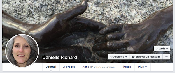 Danielle Richard Facebook